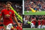 Manchester United 4 Chelsea 0