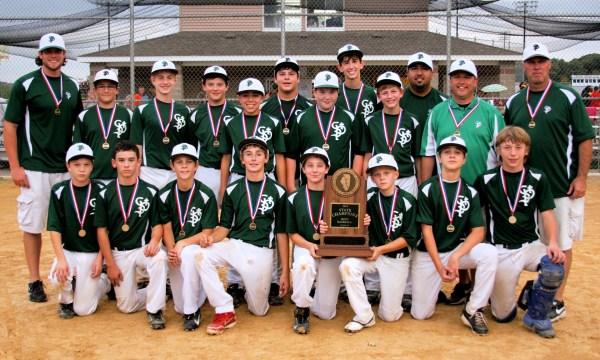 St. Paul Joliet Baseball