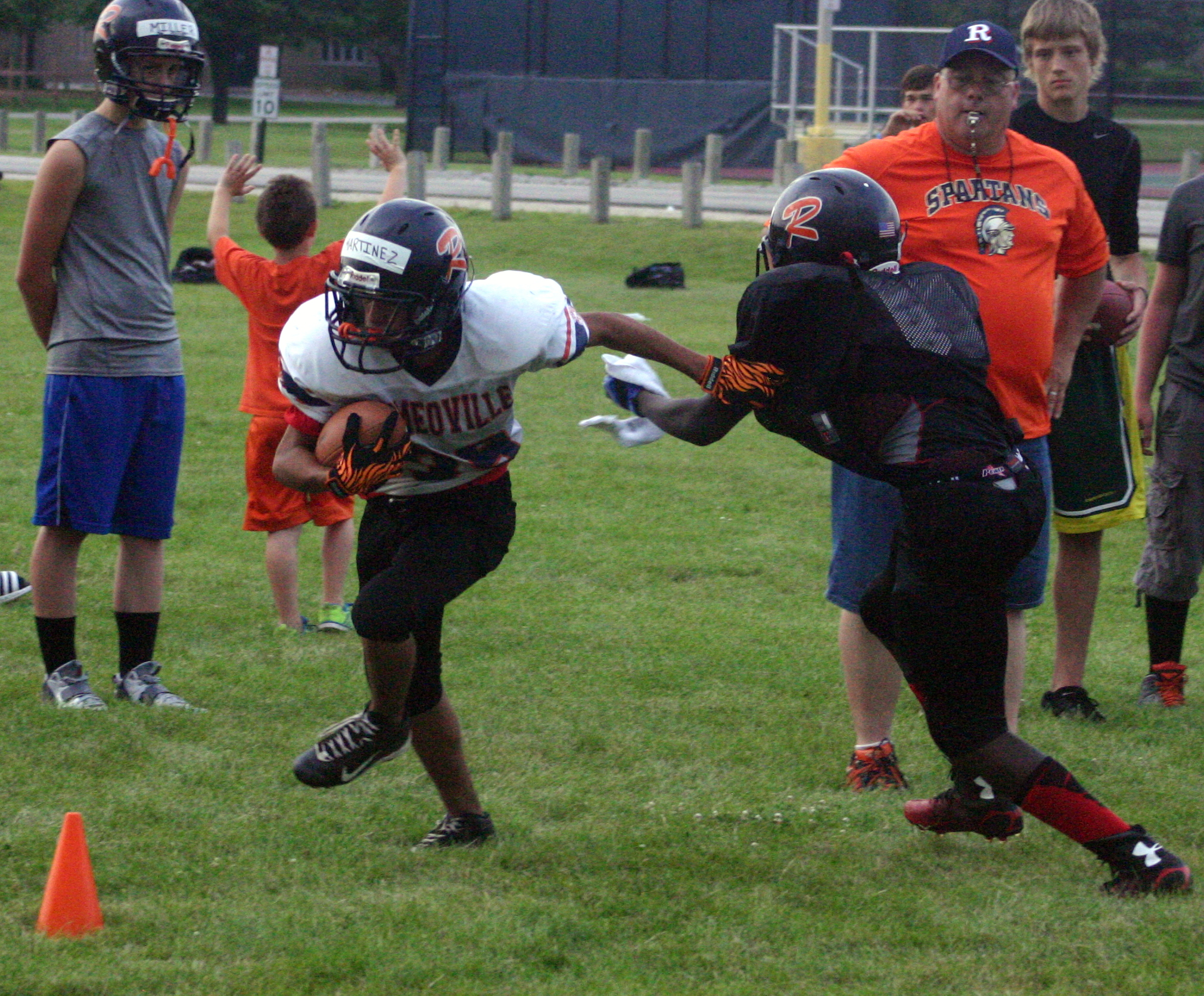 Spartans Youth Program Gears Up  The Times Weekly