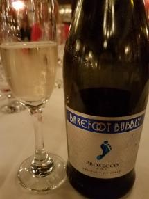 Wine Of Week Barefoot Prosecco Doc - 10.99 In