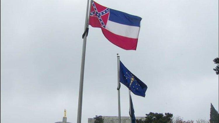 Oregon Removes Confederate Emblem The Portland Observer