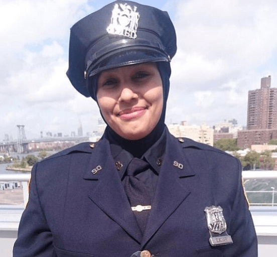 Muslim NYPD officer threatened told go back to your country  New York Amsterdam News The
