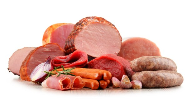Eating red or processed meat can increase colon cancer