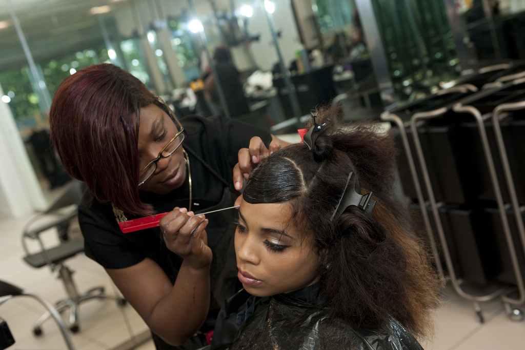NY may require stylists to undergo domestic violence