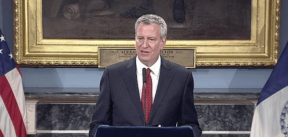De Blasio reaches tentative agreements with one CWA chapter. ratifies deals with others | New York Amsterdam News: The new Black view