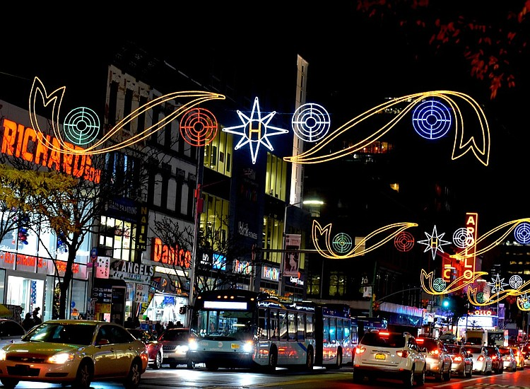 Officials flip the switch on Harlem Holiday Lights on Nov. 20 | New York  Amsterdam News: The new Black view