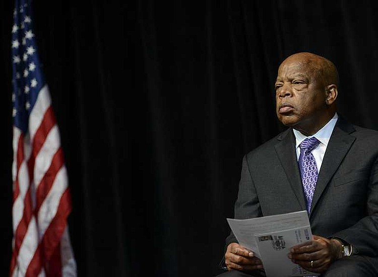 Civil Rights Icon Congressman John Lewis Diagnosed With