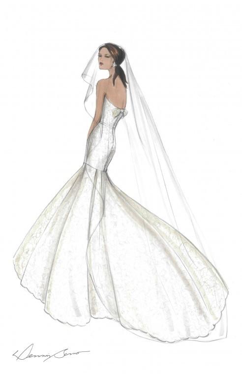 Bridal designer Dennis Basso signs new licensing deal