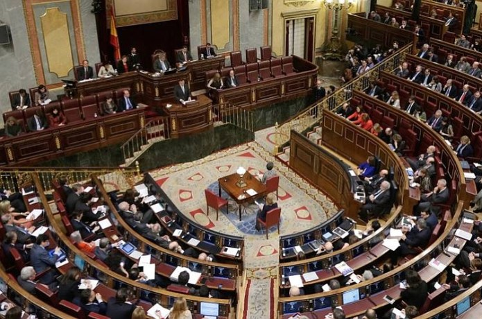 Resultado de imagen para congreso españa