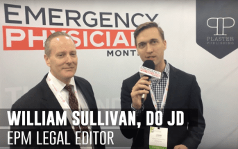 Preparing for Today's Top Med-Legal Challenges, with Dr. Bill Sullivan [Video]