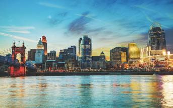 The Birth of EM Training – Why Cincinnati?