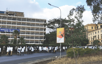 Kenyan Physician Strike Highlights Desperate Healthcare Conditions