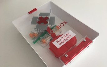 Like the Now-Ubiquitous AED, the NaloxBox Could Provide Quick Access to Narcan
