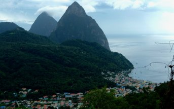 From Lecture Hall to Chest Tube in Saint Lucia