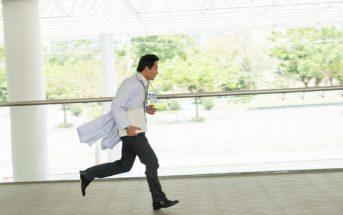 Director's Corner: Running the chair is a Marathon
