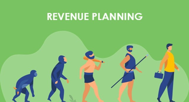Darwin Revenue Planning EPM Forum Cover Page