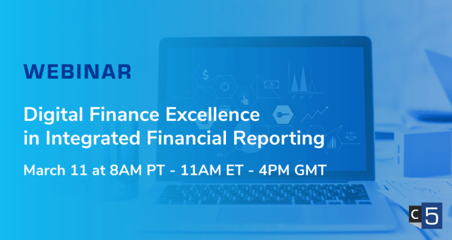 Digital Finance Excellence in Integrated Financial Reporting