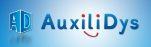 logo auxilidys
