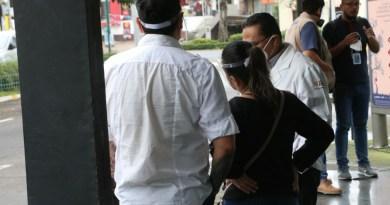 Se suspendió marcha en apoyo solidario al médico Gerardo Grajales Yuca.