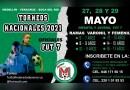 Nacional Fut 7 Veracruz. Apertura total para niñas y jóvenes.