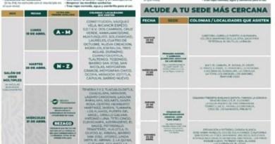 ANUNCIAN VACUNACIÓN CONTRA COVID EN AMATLÁN Y COSCOMATEPEC