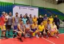 Lakers A y Erplan se coronan campeones del Torneo Municipal de Básquetbol Varonil de Córdoba.