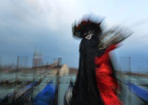 Historie masek v Benátkách