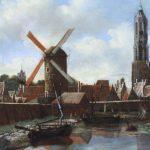 Vzbouřili se Nizozemci kvůli větrným mlýnům?