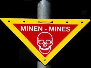 Nášlapná mina: Smrtící síla v malém balení