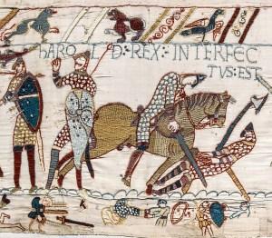 Tapisérie z Bayeux: Sloužila Napoleonovi jako učebnice taktiky?
