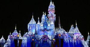 Večeře snů v Disneylandu