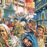 Pronásledování křesťanů: Stovky nevinných nechal Nero předhodit lvům!