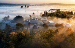 Brněnské planetárium patří mezi nejkrásnější v Evropě