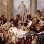Každodenní život v antickém Římě: shnilé ryby, léky z krve gladiátorů i fronty na chleba