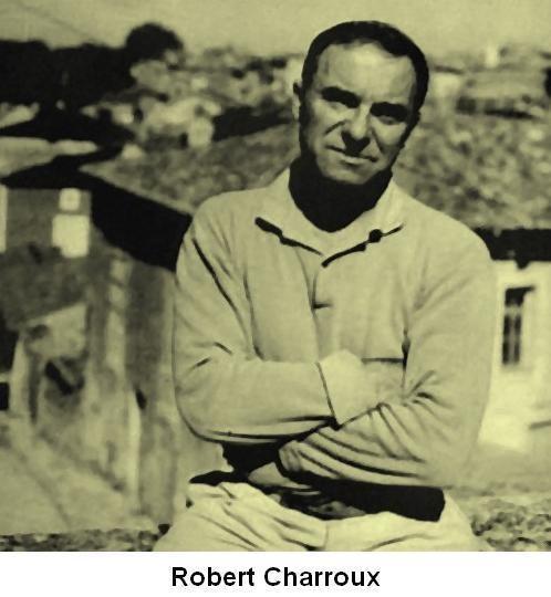 Francouzský záhadolog Robert Charroux
