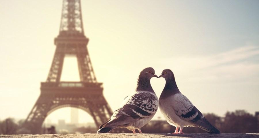 Valentinská Paříž dojme každého