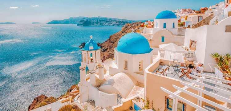 6 úchvatných míst v Řecku
