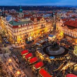 Kde v Česku nejlépe nasajete vůni Vánoc?