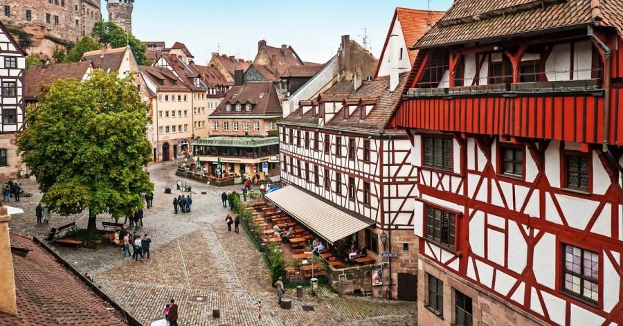 Norimberk: Výlet do města císařů