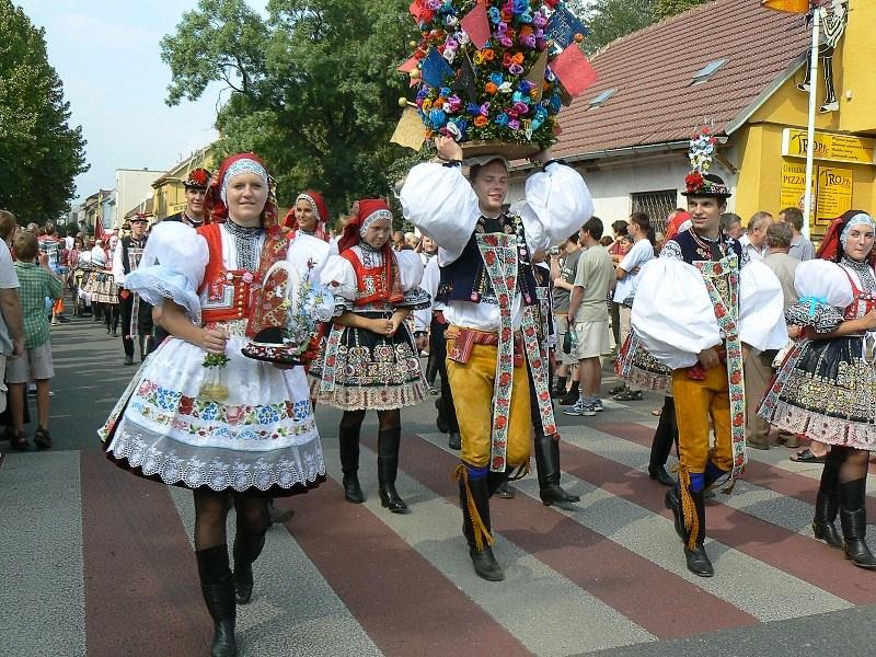 Kyjov hostí Slovácký rok!