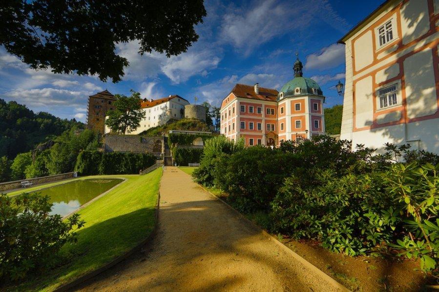 Čtyři výlety po našich hradech: Veveří, Lemberk, Bítov, Bečov