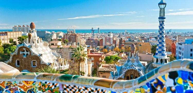 Katalánsko, kraj sluncem políbený