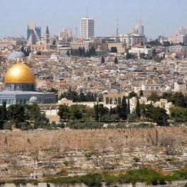 Jeruzalém: Město s duchem Vánoc