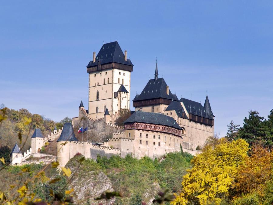 Advent na českých hradech