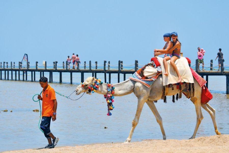 Makadi Bay: Laguna pohody a relaxu