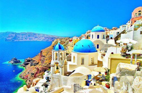Santorini: Nejromantičtější řecký ostrov v Egejském moři
