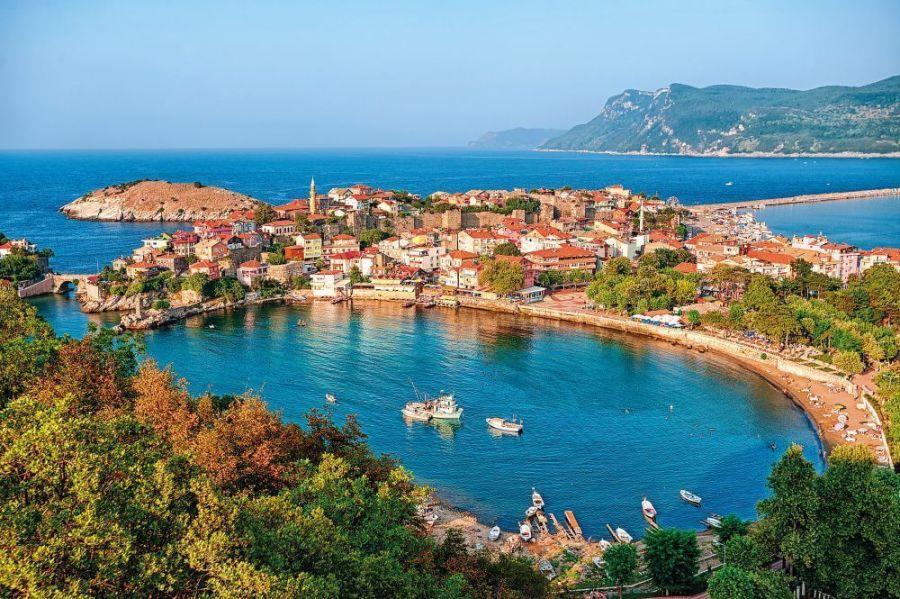 Turecko ze všech stran