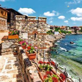 Navštivete Sozopol, perlu bulharského pobřeží