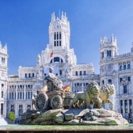 Madrid: Město, které střeží medvěd