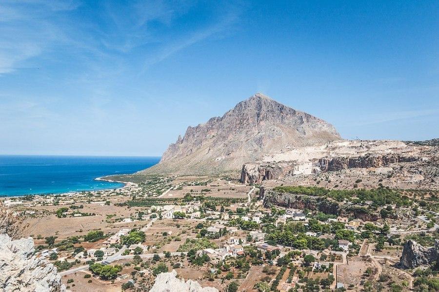 Sicílie, tam se žije!